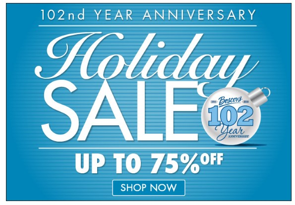 Returns at Boscov's Department Store