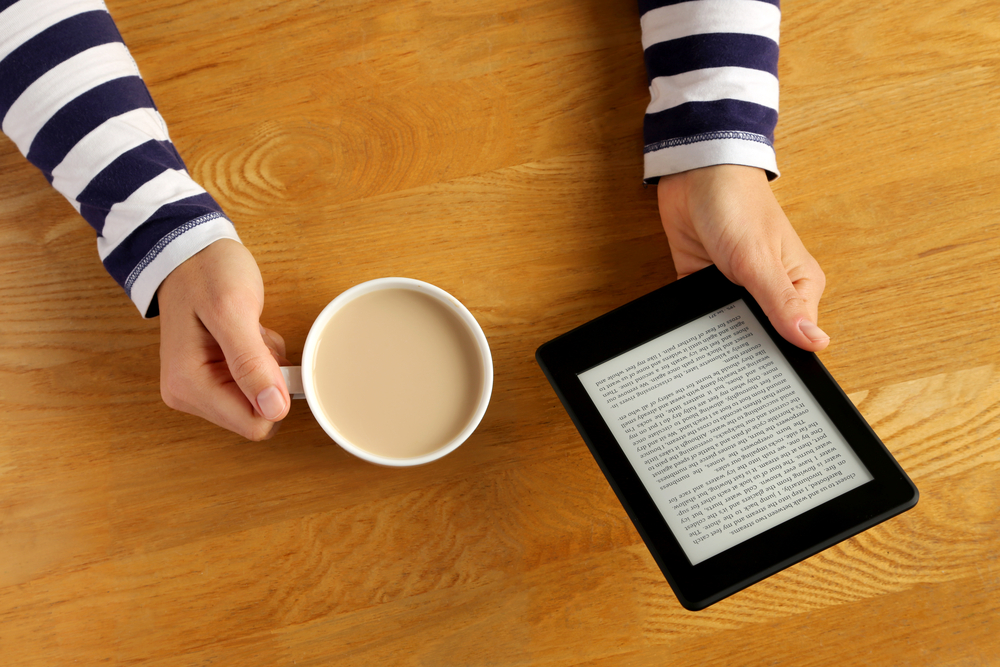 Get Kindle ereader cheap with coupon from PromoPony