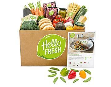 HelloFresh Box 2