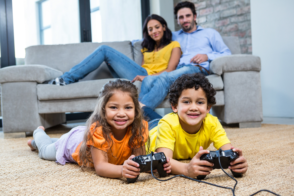 Games for kids and adults cheaper with promo codes