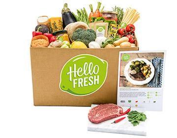 HelloFresh Box 1