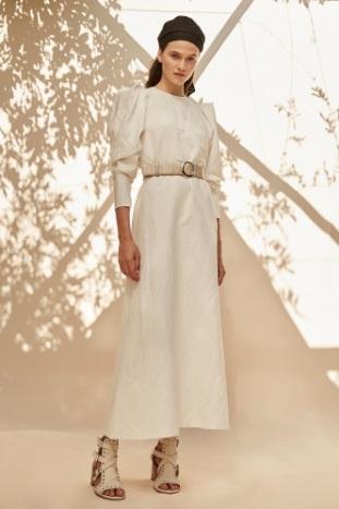 Derek Lam Vogue all white