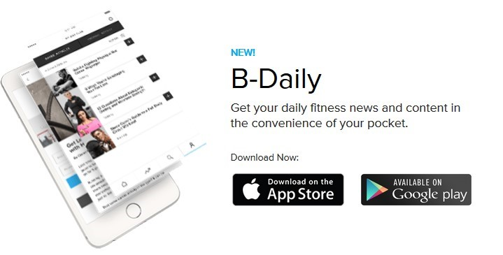 Bodybuilding.com apps