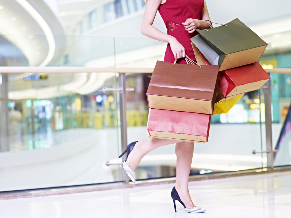 Shop until you drop for less money with department store coupons