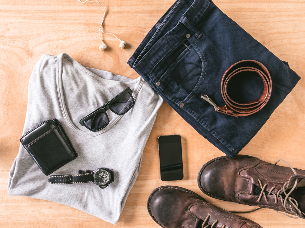 Get cheap accessories for men with free coupons