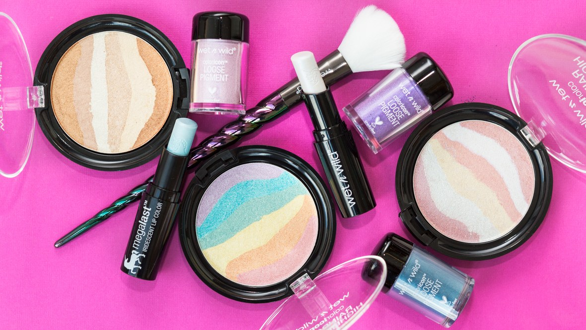 Unicorn Glow Summer Collection