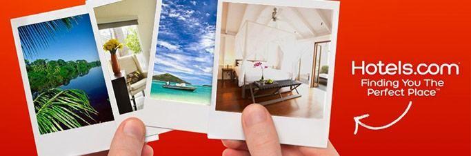 Hotels.com customer serivce