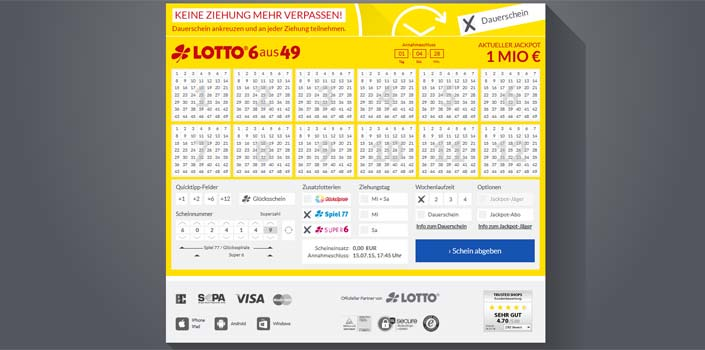 Lotto 24 Gutschein