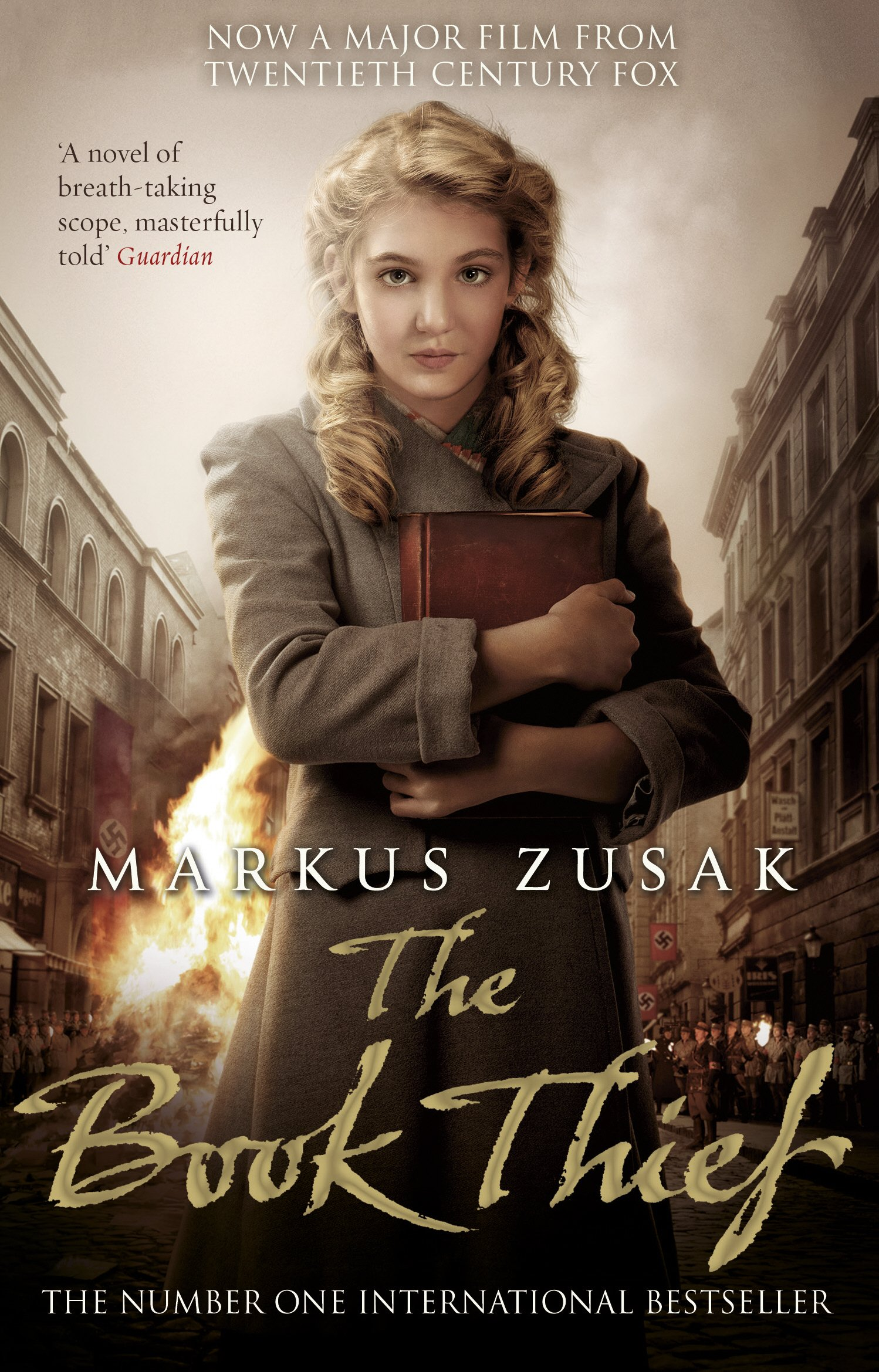 The book thief amazon