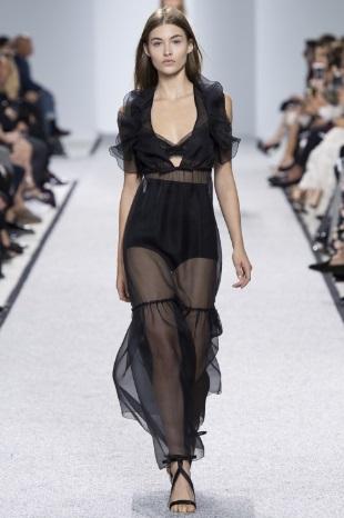 Giambattista Valli Vogue sheer layers
